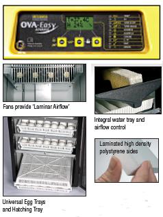 Brinsea OVA-Easy Cabinet Incubators