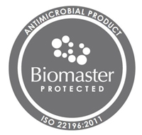 Antimicrobial product logo