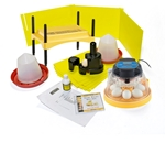 Mini Classroom incubator and brooder pack